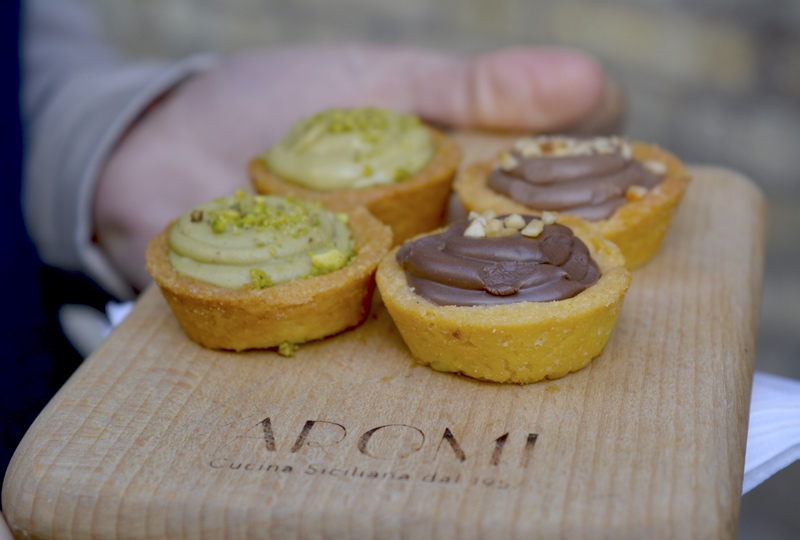 Cambridge Food Tour - Gerla - Aromi tarts