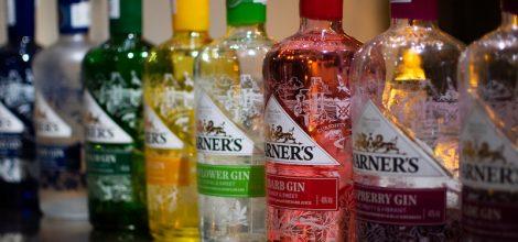 Warner's gins