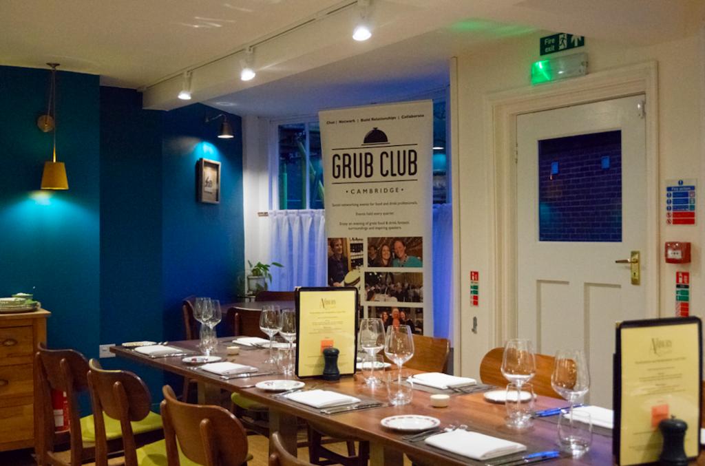 Grub Club Bedfordshire Hertfordshire