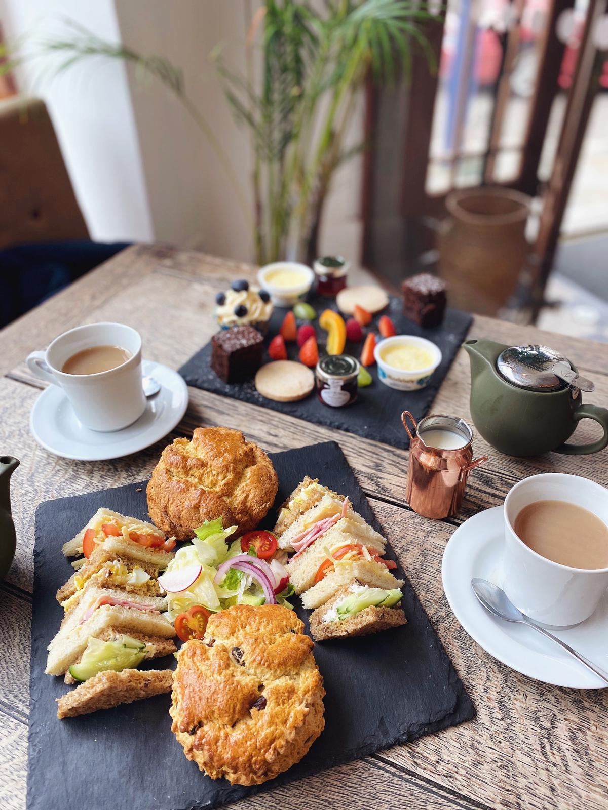 Afternoon Tea at Elsie Mays