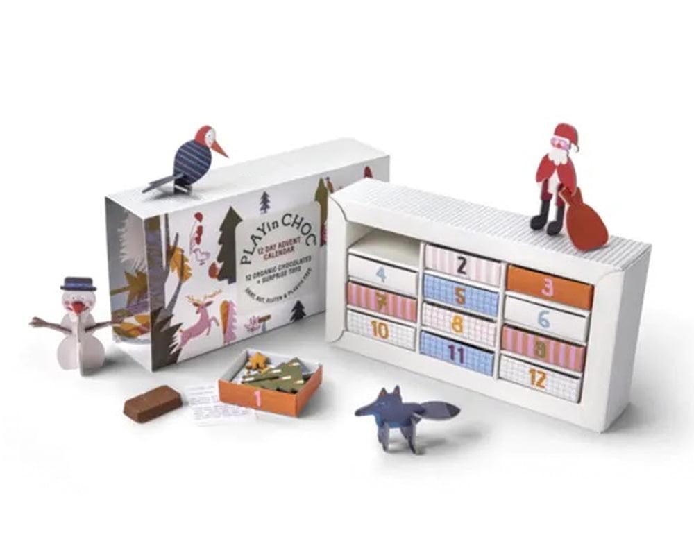 PlayinChoc Advent Calendar