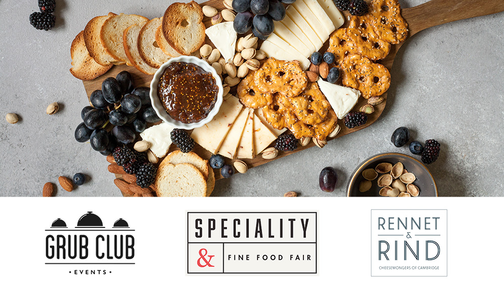 Online Cheese Tasting & Networking