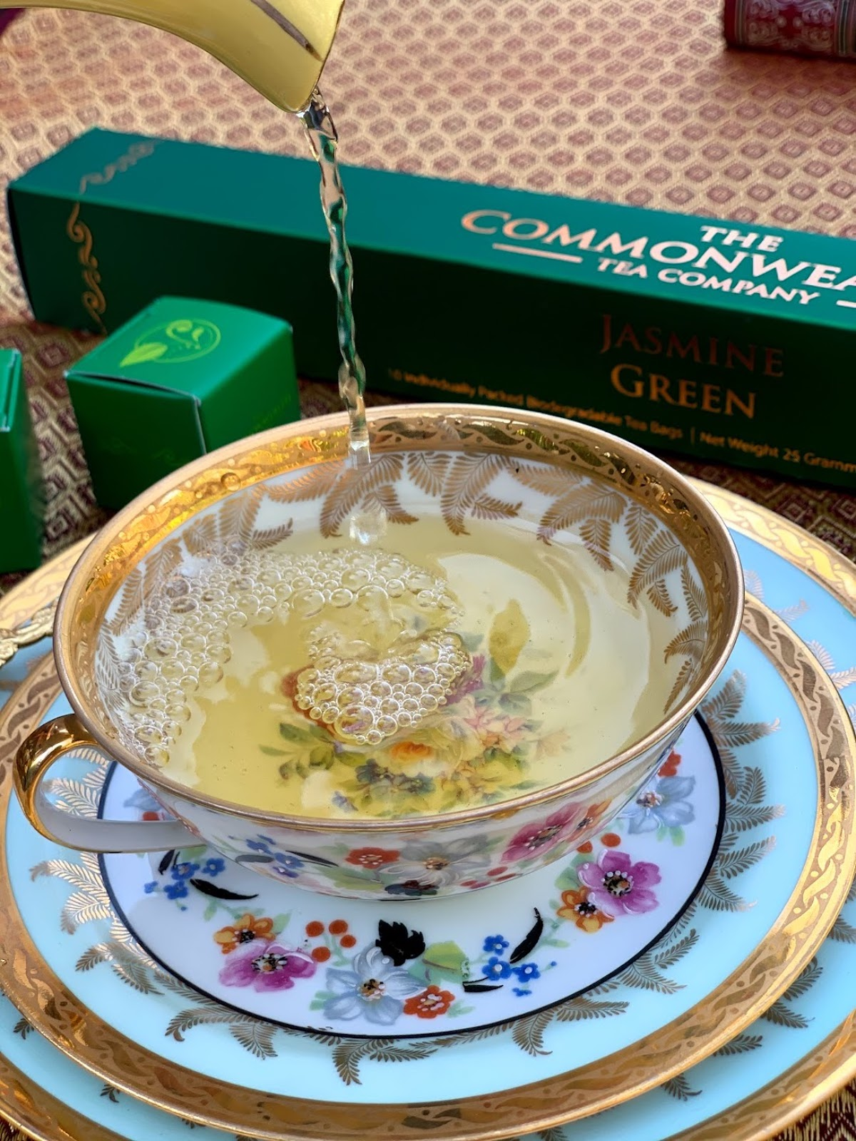 Commonwealth Tea