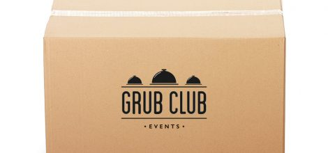 Who is in the grub club box