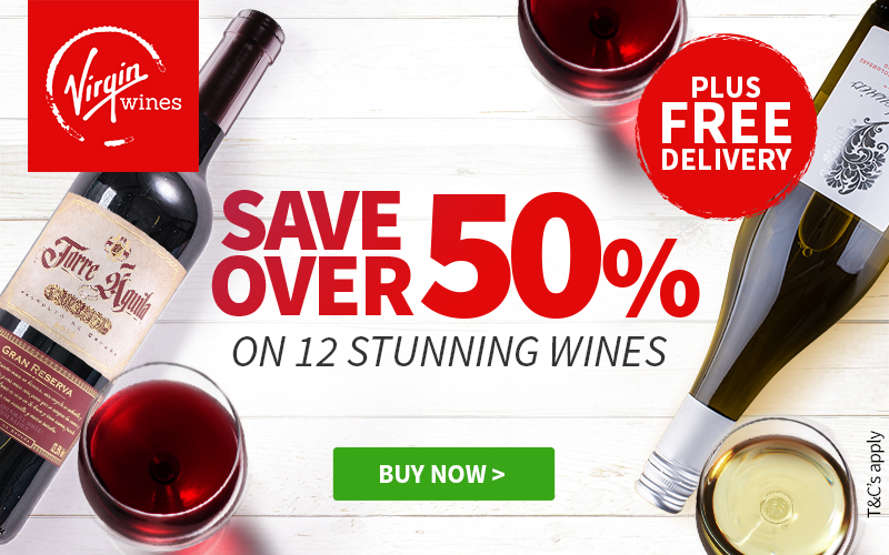 Virgin Wines Special Offer