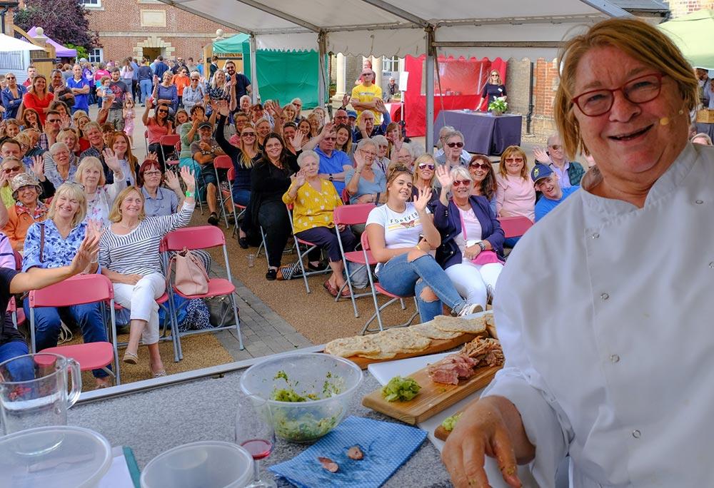 Newmarket Food & drink Festival_