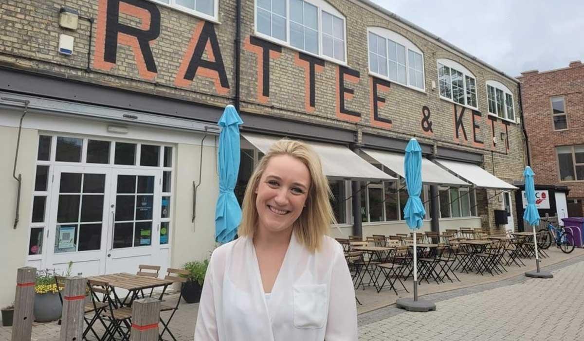 Elle-Roberts - Cambridge Cookery