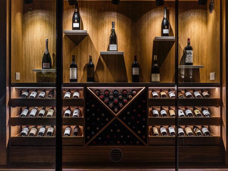 The wine rooms, Cambridge
